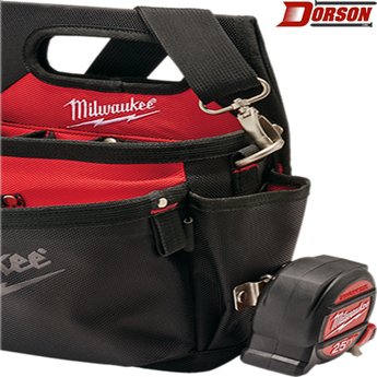 MILWAUKEE Electricians Work Pouch w/ Quick Adjust Belt