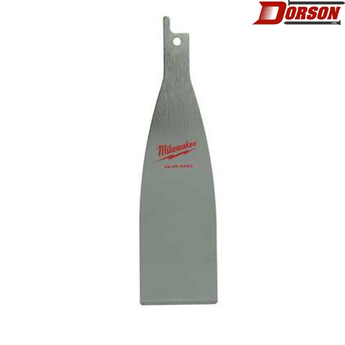 "MILWAUKEE 1-1/2"" Scraper Blade"