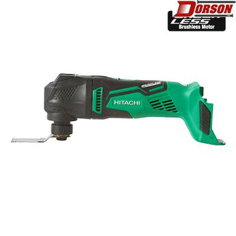 HITACHI CV18DBLP4 18V Brushless Lithium Ion Oscillating Multi-Tool (Tool Body Only)