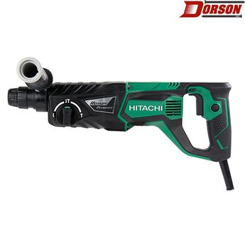 "HITACHI DH26PF 1"" 3-Mode D-Handle SDS Plus Rotary Hammer"
