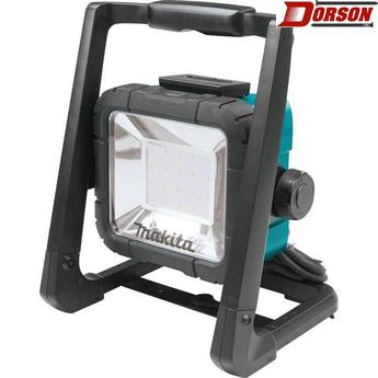 MAKITA 18V LXT® Lithium‑Ion Cordless/Corded 20 L.E.D. Flood Light, Light Only