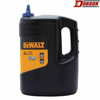 DEWALT 5 lbs Chalk - Blue