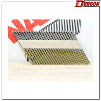 FALCON 3-1/4 paper strip nails, stainless steel