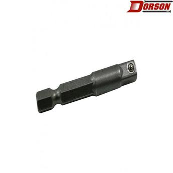 "TASK 1/4"" IMPACT Socket Adapter - Bulk"